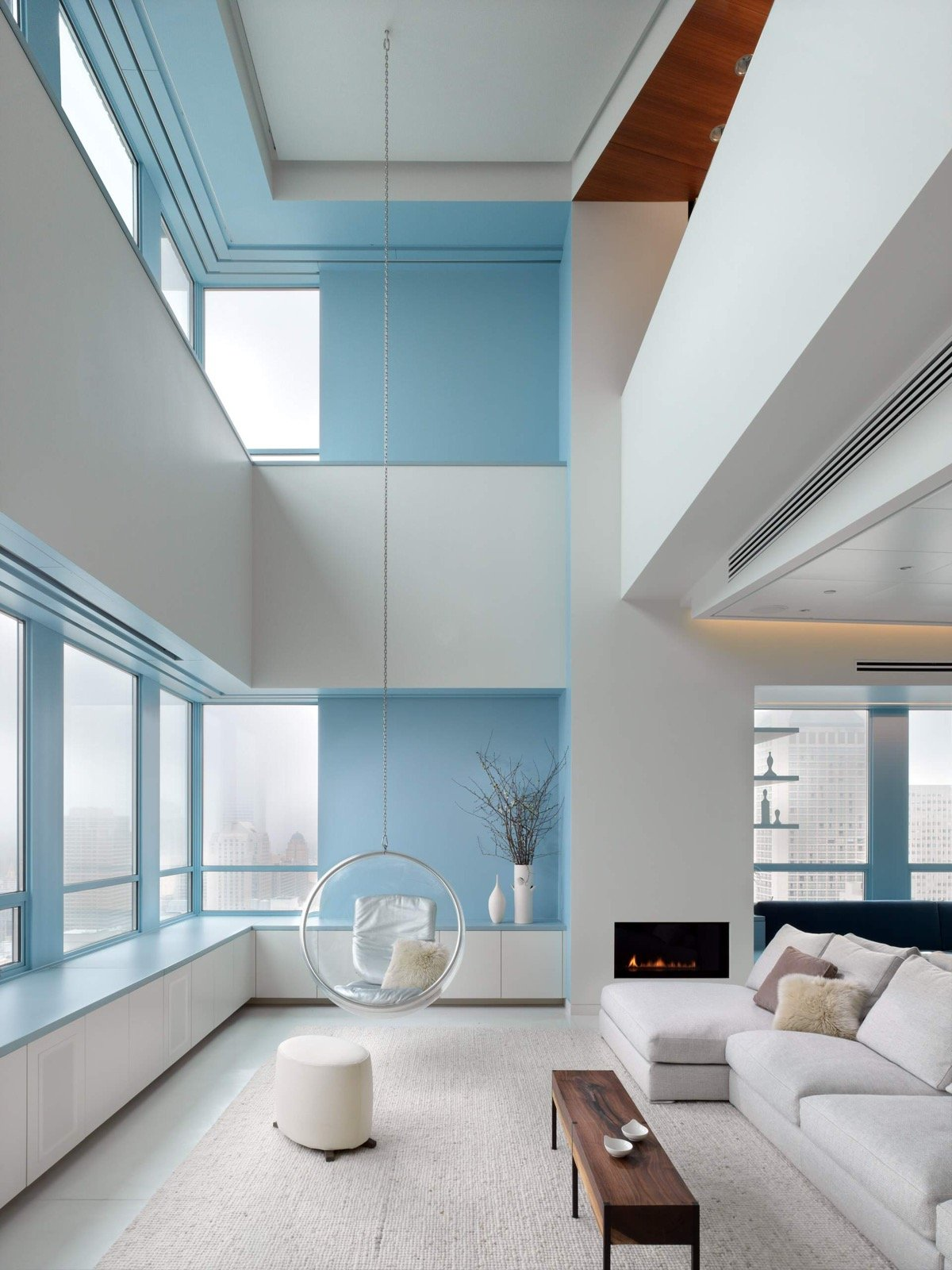 Winder Gibson Architects - Sala Azul