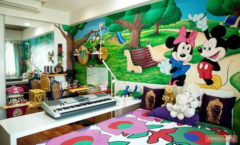 Mickey Mouse Wall Art